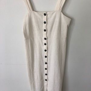 Texture and Thread Madewell dress size Small